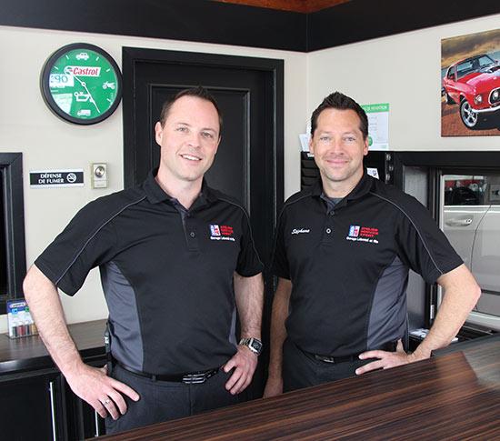 Garage de réparation et entretien auto